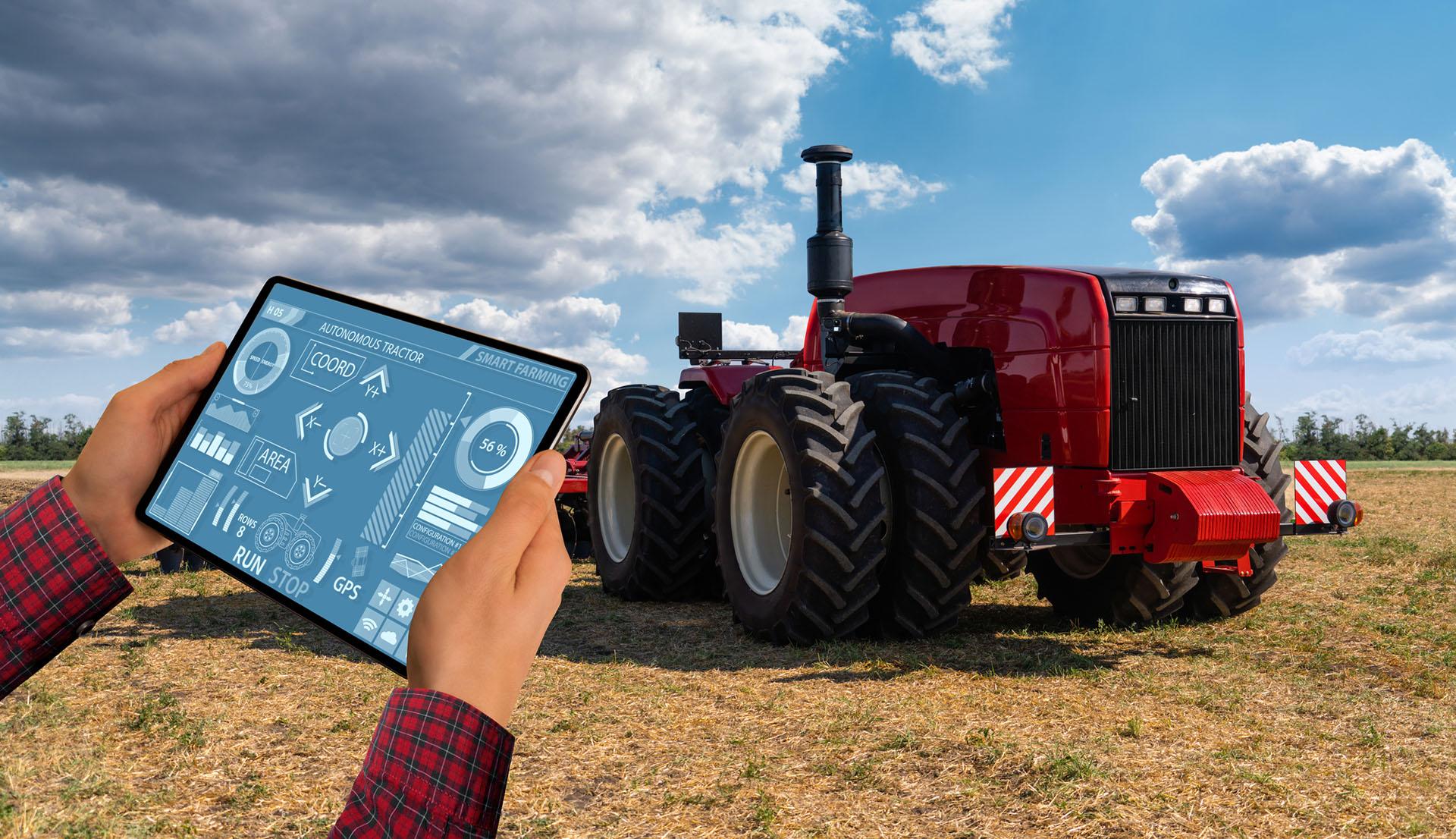 innovatív agrártechnológia